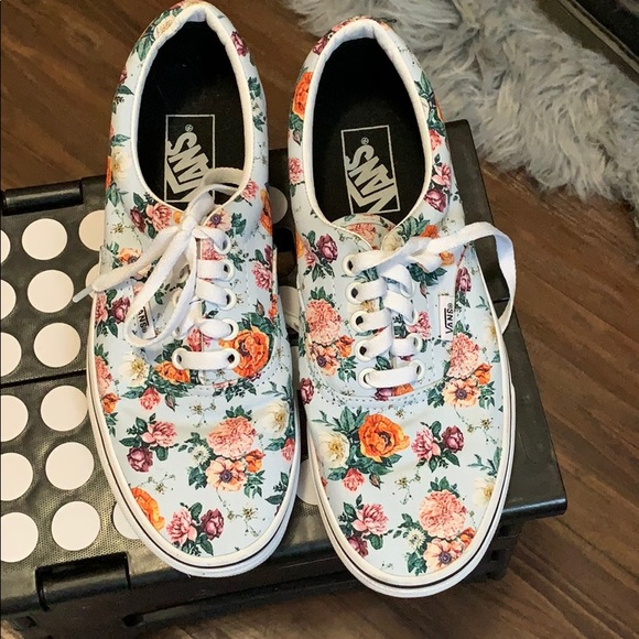 Buy \u003e vans floral shoes Limit discounts